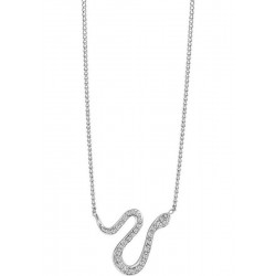 Comprar Collar Mujer Guess Eden UBN71545 Serpiente