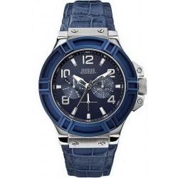 Comprar Reloj Guess Hombre Rigor W0040G7 Multifunción