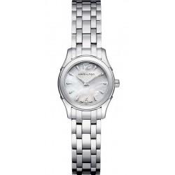 Comprar Reloj Mujer Hamilton Jazzmaster Lady Quartz H32261197 Madreperla