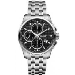 Comprar Reloj Hombre Hamilton Jazzmaster Auto Chrono H32596131