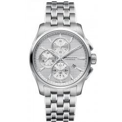 Comprar Reloj Hombre Hamilton Jazzmaster Auto Chrono H32596151