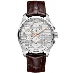 Comprar Reloj Hombre Hamilton Jazzmaster Auto Chrono H32596551