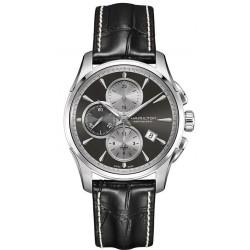 Comprar Reloj Hombre Hamilton Jazzmaster Auto Chrono H32596781