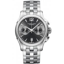 Comprar Reloj Hombre Hamilton Jazzmaster Auto Chrono H32606185