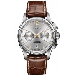 Comprar Reloj Hombre Hamilton Jazzmaster Auto Chrono H32606555