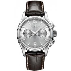 Comprar Reloj Hombre Hamilton Jazzmaster Auto Chrono H32606855