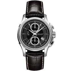 Comprar Reloj Hombre Hamilton Jazzmaster Auto Chrono H32616533