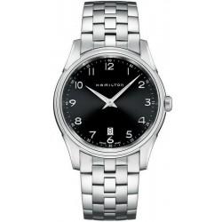 Reloj Hombre Hamilton Jazzmaster Thinline Quartz H38511133