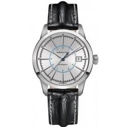 Comprar Reloj Hombre Hamilton American Classic Railroad Auto H40555781