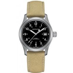Reloj Hombre Hamilton Khaki Field Mechanical H69419933