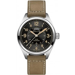Reloj Hombre Hamilton Khaki Field Day Date Auto H70505833