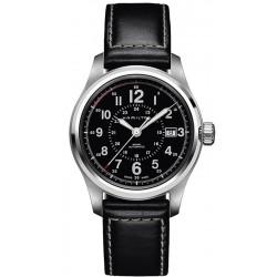 Reloj Hombre Hamilton Khaki Field Auto 40MM H70595733