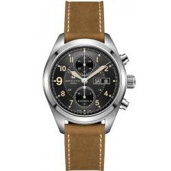 Reloj Hombre Hamilton Khaki Field Auto Chrono H71616535