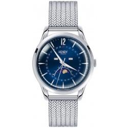 Comprar Reloj Unisex Henry London Knightsbridge HL39-LM-0085 Moonphase Quartz