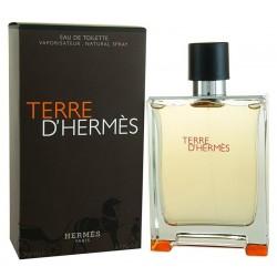 Perfume Hombre Hermès Terre d'Hermès Eau de Toilette EDT 200 ml