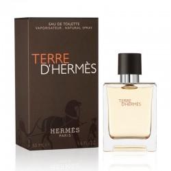 Perfume Hombre Hermès Terre d'Hermès Eau de Toilette EDT 50 ml