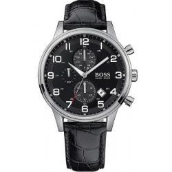 Comprar Reloj Hombre Hugo Boss Aeroliner 1512448 Cronógrafo Quartz