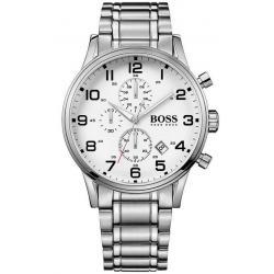 Comprar Reloj Hombre Hugo Boss Aeroliner 1513182 Cronógrafo Quartz