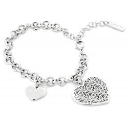 Comprar Pulsera Mujer Liu Jo Luxury Trama LJ904 Corazón
