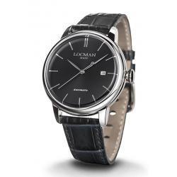 Comprar Reloj Hombre Locman 1960 Automático 0255A01A-00BKNKPK