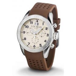 Comprar Reloj Hombre Locman Isola d'Elba Cronógrafo Quartz 0460A04-00AVBKSN