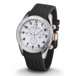 Comprar Reloj Hombre Locman Isola d'Elba Cronógrafo Quartz 0460M08-0RWHBKSK