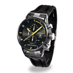 Comprar Reloj Hombre Locman Montecristo Cronógrafo Quartz 0510BKBKFYL0GOK