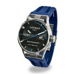 Comprar Reloj Hombre Locman Montecristo Automático 051100BKFBL0GOB