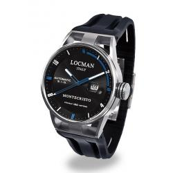 Comprar Reloj Hombre Locman Montecristo Automático 051100BKFBL0GOK