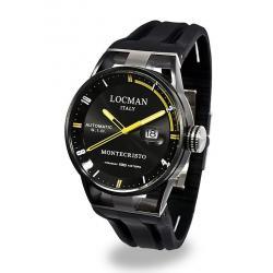 Comprar Reloj Hombre Locman Montecristo Automático 0511BKBKFYL0GOK