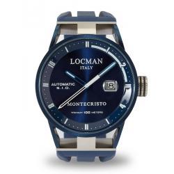 Comprar Reloj Hombre Locman Montecristo Automático 0511BLBLFWH0SIB