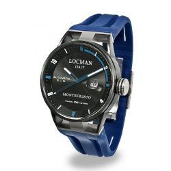 Comprar Reloj Hombre Locman Montecristo Automático 0511KNBKFBL0GOB