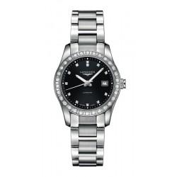 Comprar Reloj Mujer Longines Conquest Classic L22850576 Diamantes Automático