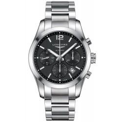 Comprar Reloj Hombre Longines Conquest Classic L27864566 Cronógrafo Automático