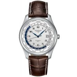 Comprar Reloj Hombre Longines Master Collection L28024703 GMT Automático