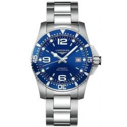 Comprar Reloj Hombre Longines Hydroconquest L36424966 Automático