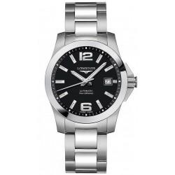 Comprar Reloj Hombre Longines Conquest L36764586 Automático