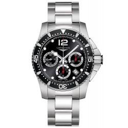 Comprar Reloj Hombre Longines Hydroconquest L37444566 Cronógrafo Automático