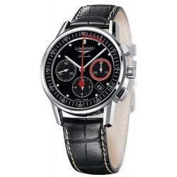 Comprar Reloj Hombre Longines Heritage Column-Wheel Chronograph Record Automatic L47544523