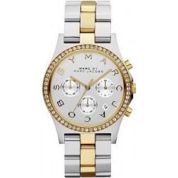 Reloj Marc Jacobs Mujer Henry MBM3197 Cronógrafo