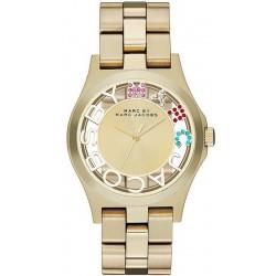 Reloj Marc Jacobs Mujer Henry Skeleton MBM3263
