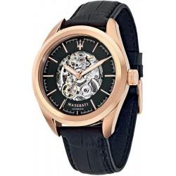 Reloj Maserati Hombre Traguardo R8821112001 Automático