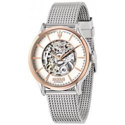 Reloj Maserati Hombre Traguardo R8823118001 Automático