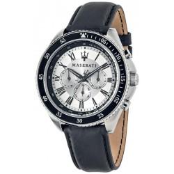 Reloj Maserati Hombre Stile R8851101007 Multifunción Quartz