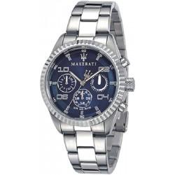Reloj Maserati Hombre Competizione R8853100011 Multifunción Quartz