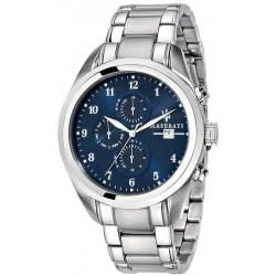 Comprar Reloj Maserati Hombre Traguardo R8853112505 Multifunción Quartz