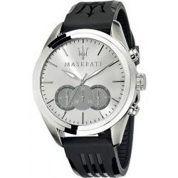 Reloj Maserati Hombre Traguardo R8871612012 Cronógrafo Quartz