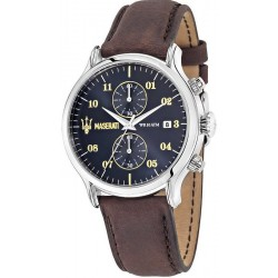 Reloj Maserati Hombre Epoca R8871618001 Cronógrafo Quartz