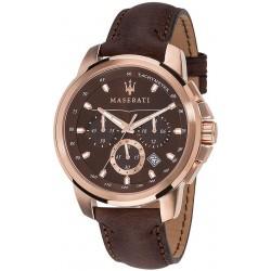 Reloj Maserati Hombre Successo R8871621004 Cronógrafo Quartz