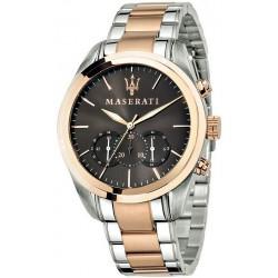 Reloj Maserati Hombre Traguardo R8873612003 Cronógrafo Quartz